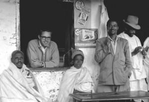 John Coyne, in Ethiopia, 1964